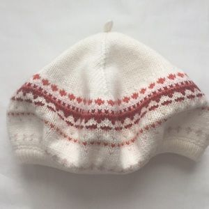 Janie and Jack Beret Hat for baby girl 12-24 month